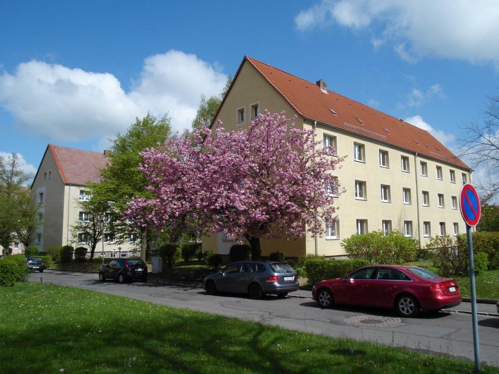 Wohngebiet Ringstraße Meerane